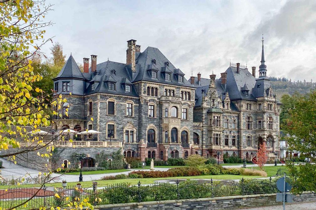 Le Schloss Lieser, une destination détente et gourmande sur les rives de la Moselle en Allemagne © YONDER.fr