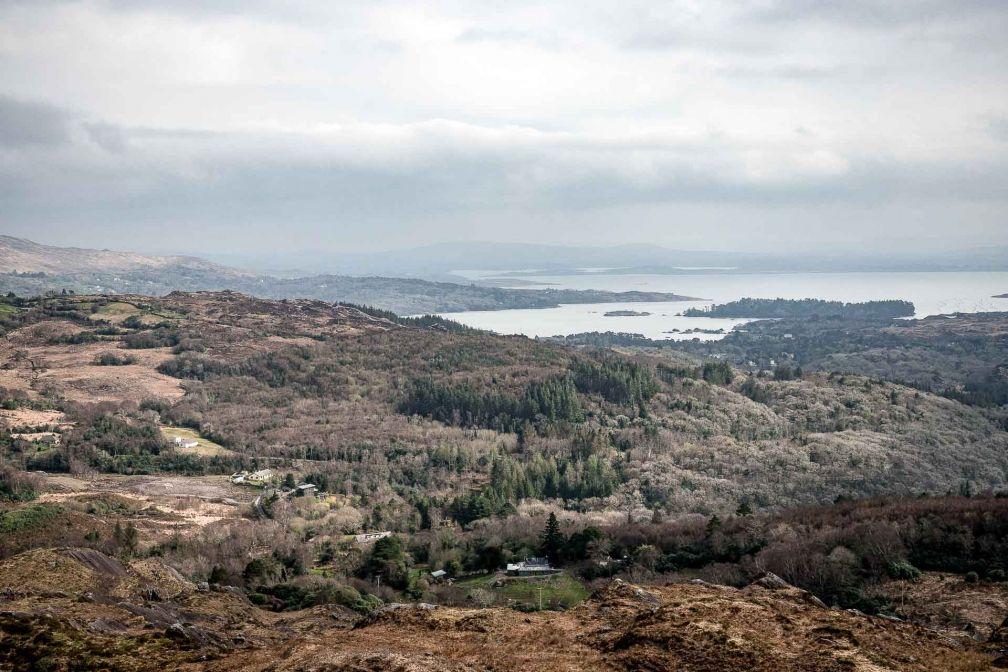 Le comté de Kerry, dans le sud-ouest de l'Irlande, offre des paysages à couper le souffle © Alix Laplanche