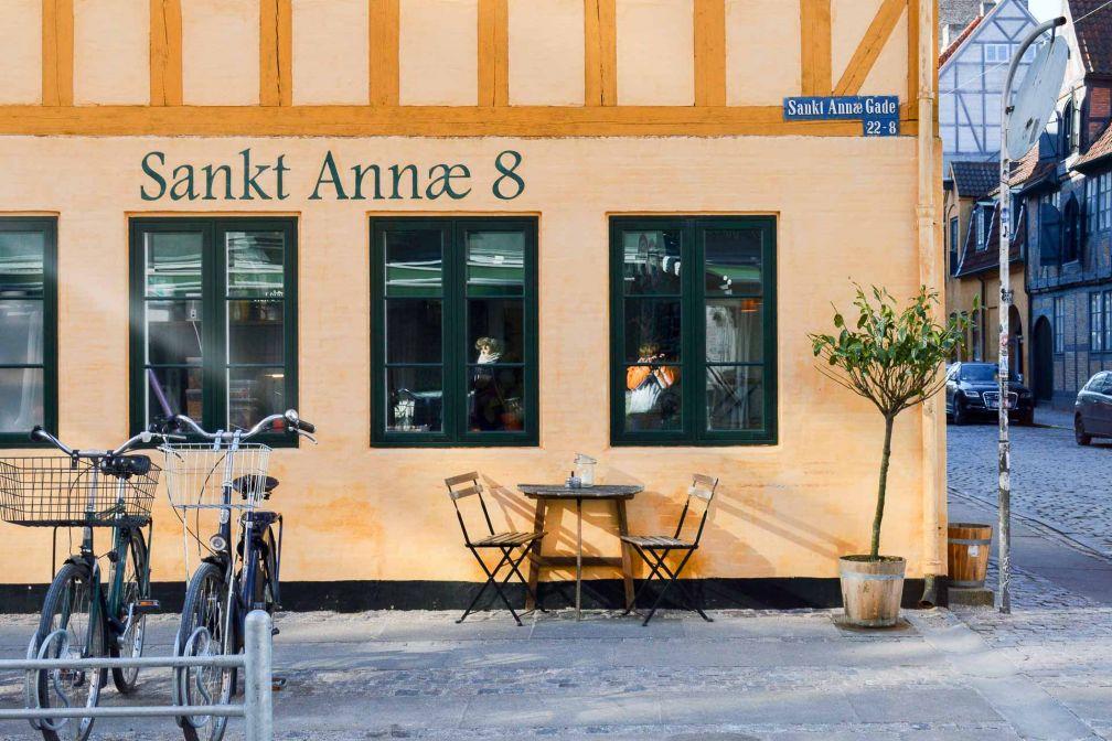 A pied ou à vélo, les deux meilleurs moyens pour découvrir Copenhague. © Pierre Gunther.