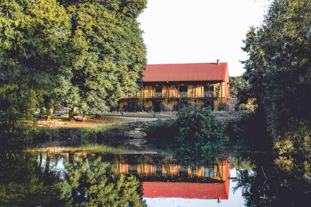 Le Barn, refuge 100% nature dans les Yvelines © Nomades