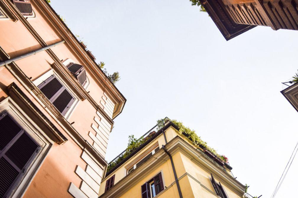 Immeubles dans le quartier de Monti © Yonder.fr