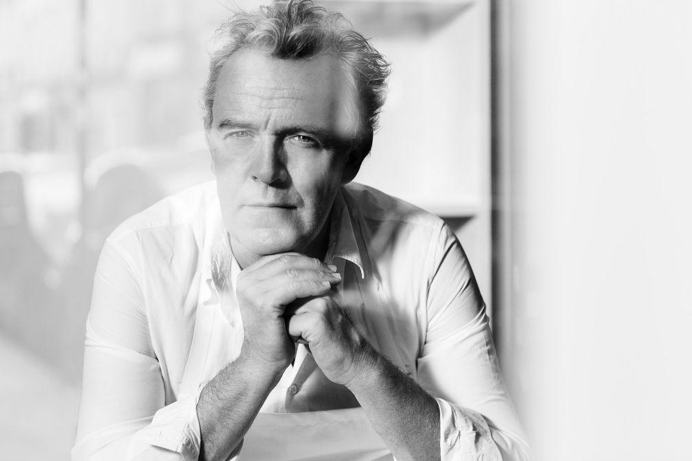 Portrait du chef Alain Passard © Douglas McWall