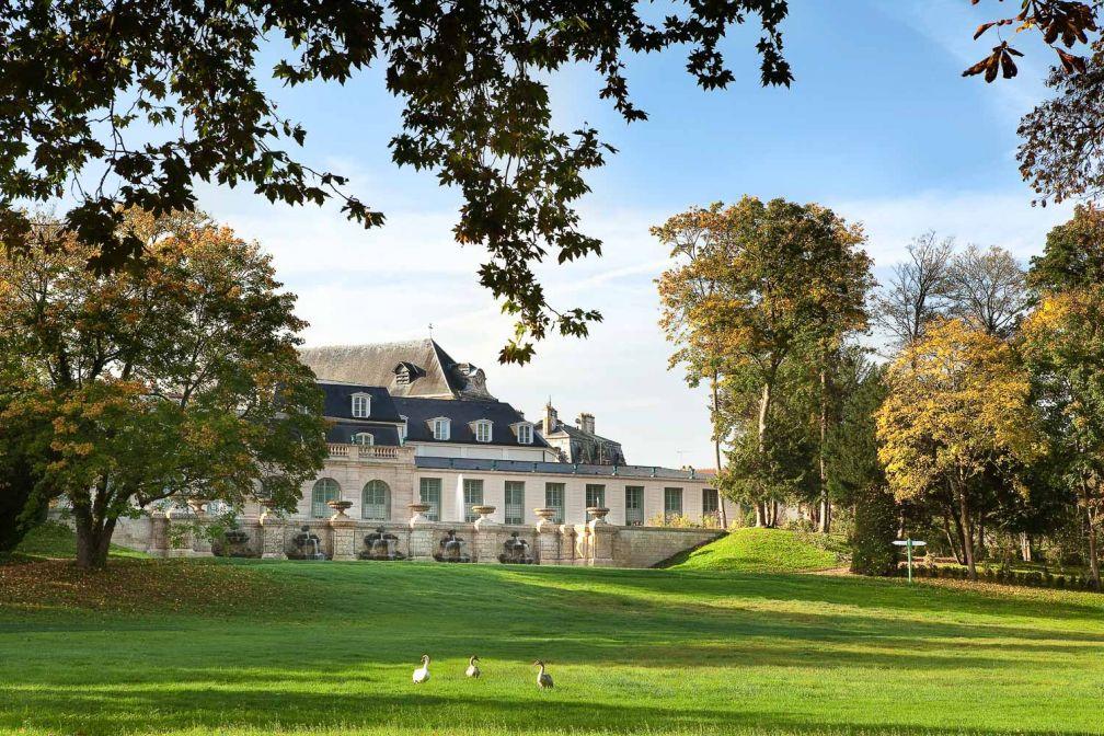 L'Auberge du Jeu de Paume est un hôtel 5-étoiles au cœur du Domaine de Chantilly © DR