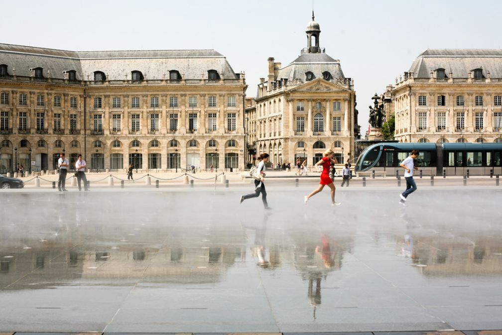 Bordeaux et son célèbre