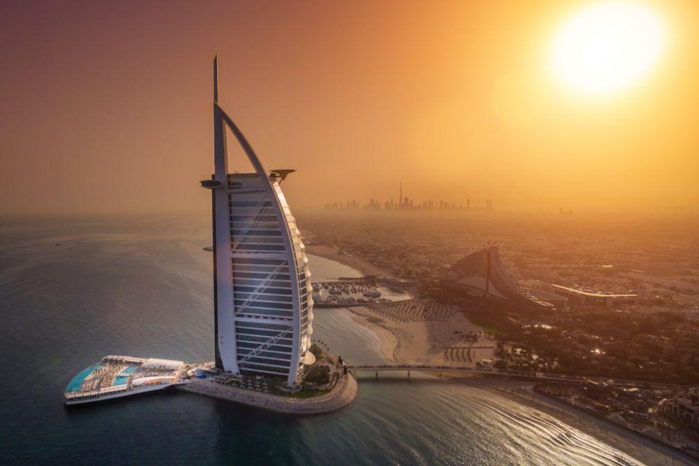 Burj Al Arab : plus qu'un hôtel de luxe, il est l'emblème du développement spectaculaire de Dubaï © Jumeirah