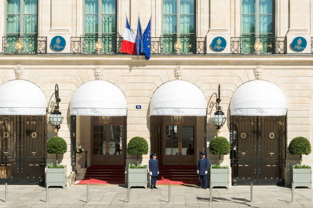 Bienvenue au Ritz Paris, établissement légendaire de la place Vendôme, qui a rouvert ses portes le mois dernier © Vincent Leroux