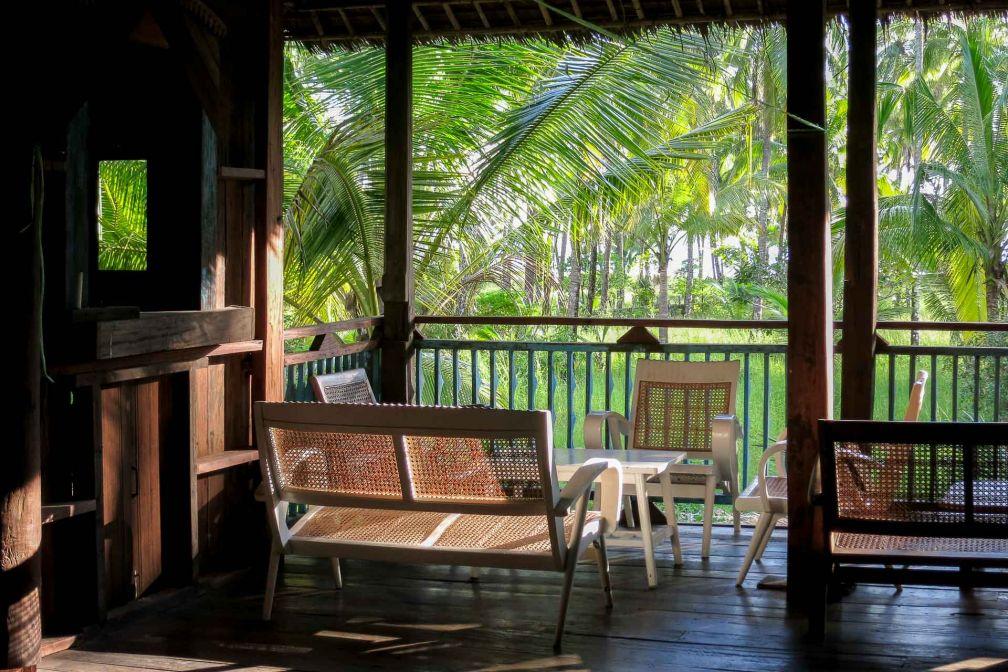 Arakan Nature Lodge © DR