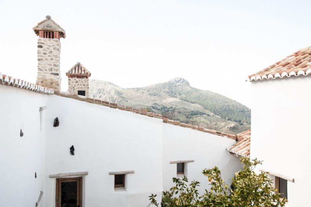 Au coeur de la campagne andalouse, non loin de la ville de Ronda, La Donaira est l'un des projets d'éco-tourisme les plus ambitieux d'Europe © La Donaira