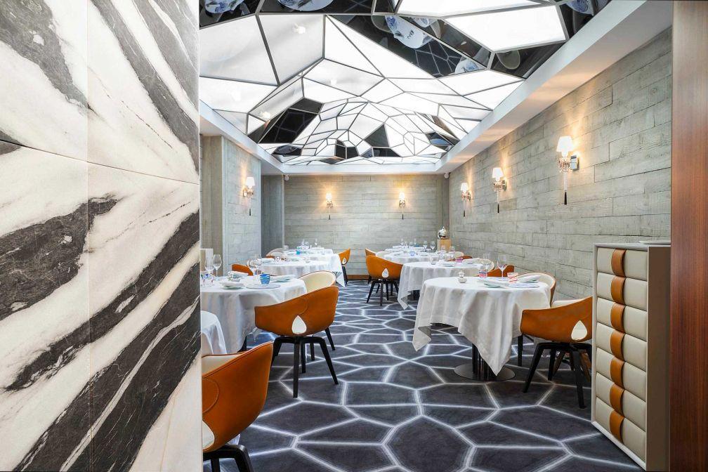 La salle à manger du Grand Restaurant © Khanh Renaud