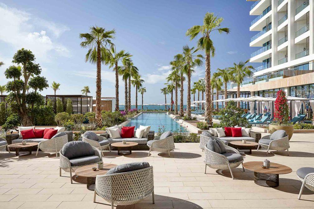 Le Mandarin Oriental Jumerai est la première adresse à Dubaï de l'enseigne hôtelière hongkongaise © MOHG