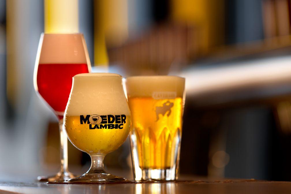 Les bièges belges se dégustent dans des verres différents, adaptés pour exalter leurs saveurs © www.milo-profi.be