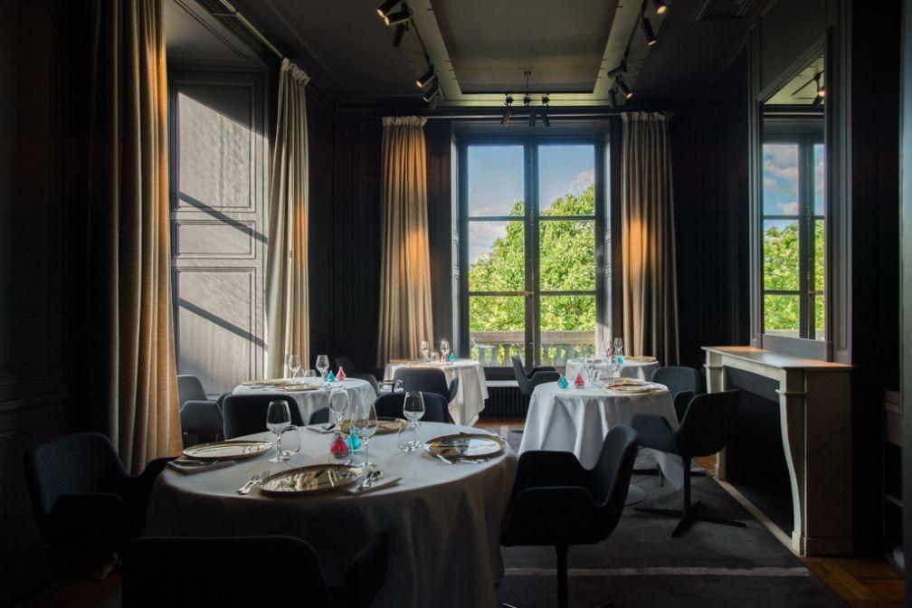 Le nouveau restaurant de Guy Savoy est installé au coeur de La Monnaie de Paris sur les quais de Seine © Laurence MOUTON