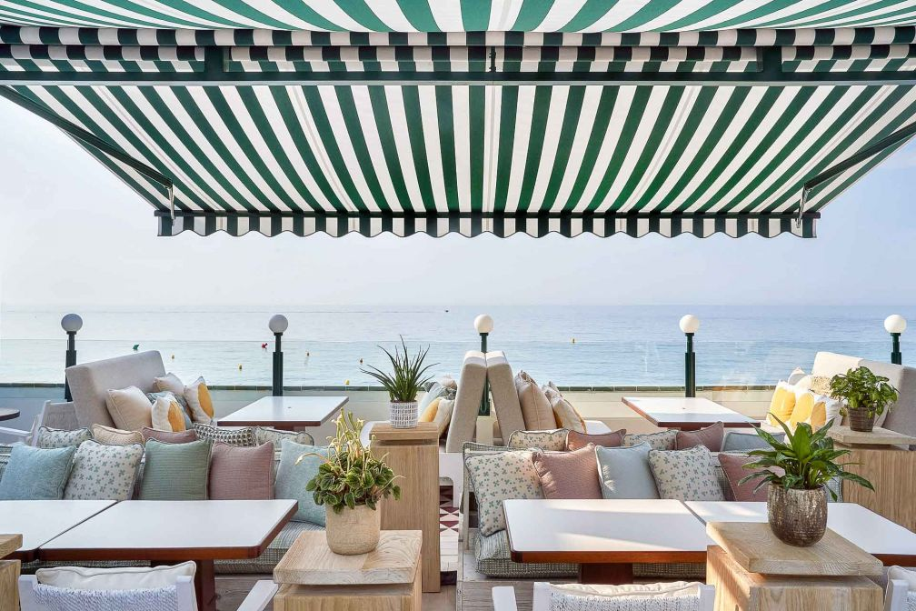 Little Beach House Barcelona est la première adresse du genre en Europe. Elle a ouvert ses portes le 6 août 2018 © DR