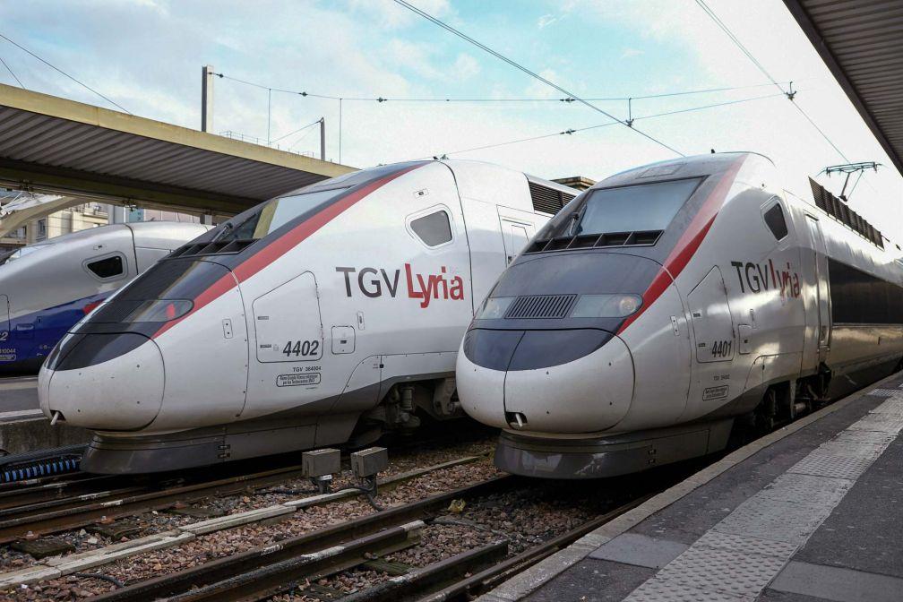 Dès le 10 décembre, les TGV Lyria à destination de Genève, Zürich et Bâle seront équipés d'une troisième classe, la Business 1ère © TGV Lyria