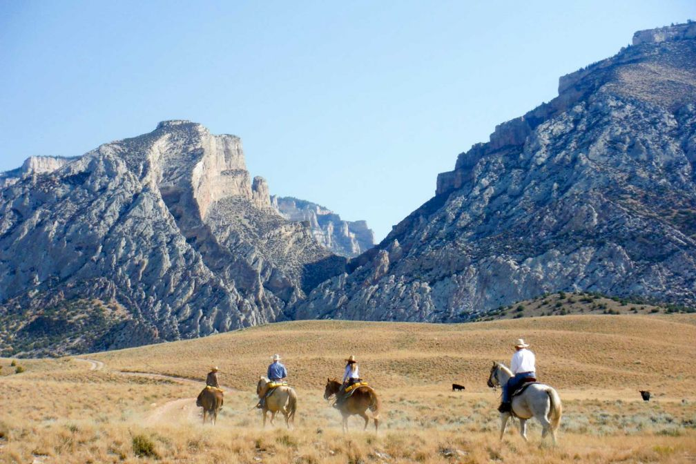The Hideout Lodge & Guest Ranch, l'un des plus beaux