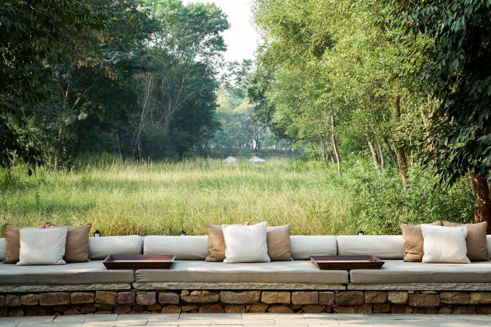 L'Aman-i-Khás, un campement de luxe dans la nature du Rajasthan © YONDER.fr