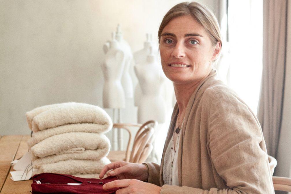 Ilse Cornelissens est avec son mari la créatrice de Graanmarkt 13, lieu hybride à la pointe des tendances. Elle nous livre ses meilleures adresses en ville. © Graanmarkt 13
