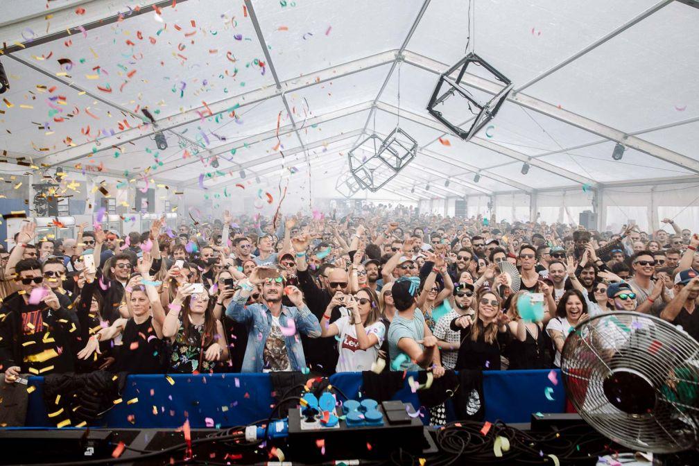 Caprices Festival, Crans-Montana - Édition 2018 © DR