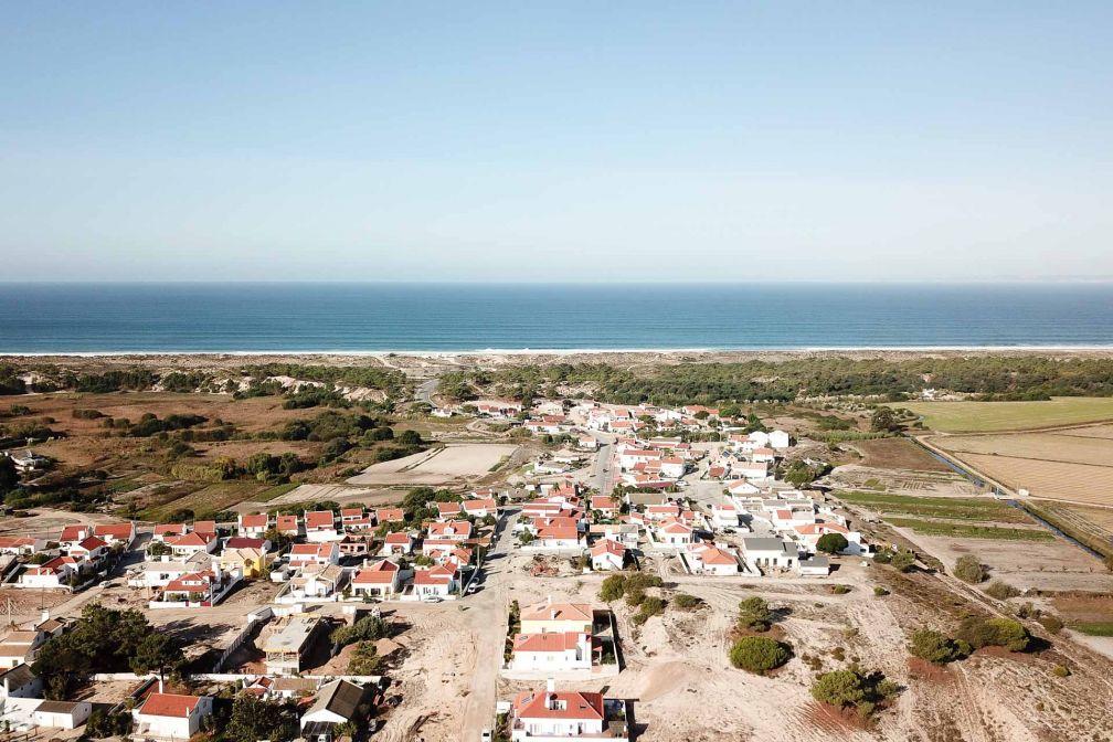 À 1h30 au sud de Lisbonne, Comporta est LA destination bohème chic du Portugal, face à l'Atlantique © Alma da Comporta