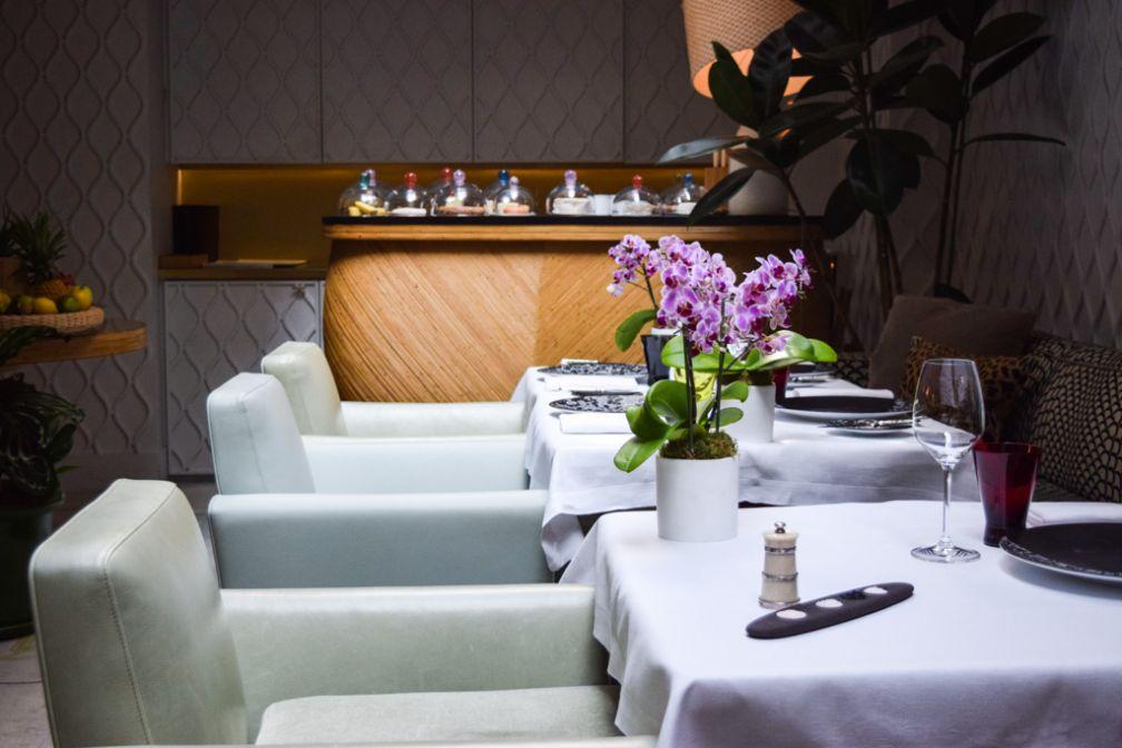 À l'intérieur du Restaurant Sylvestre © Yonder.fr