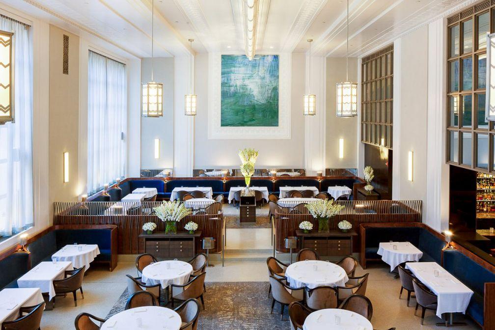 L'impressionnante salle à manger d'Eleven Madison Park © EMP
