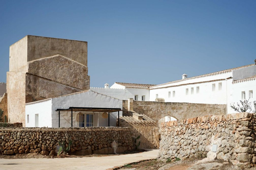 L'architecture de Torre Vella est typique de Minorque © YONDER.fr