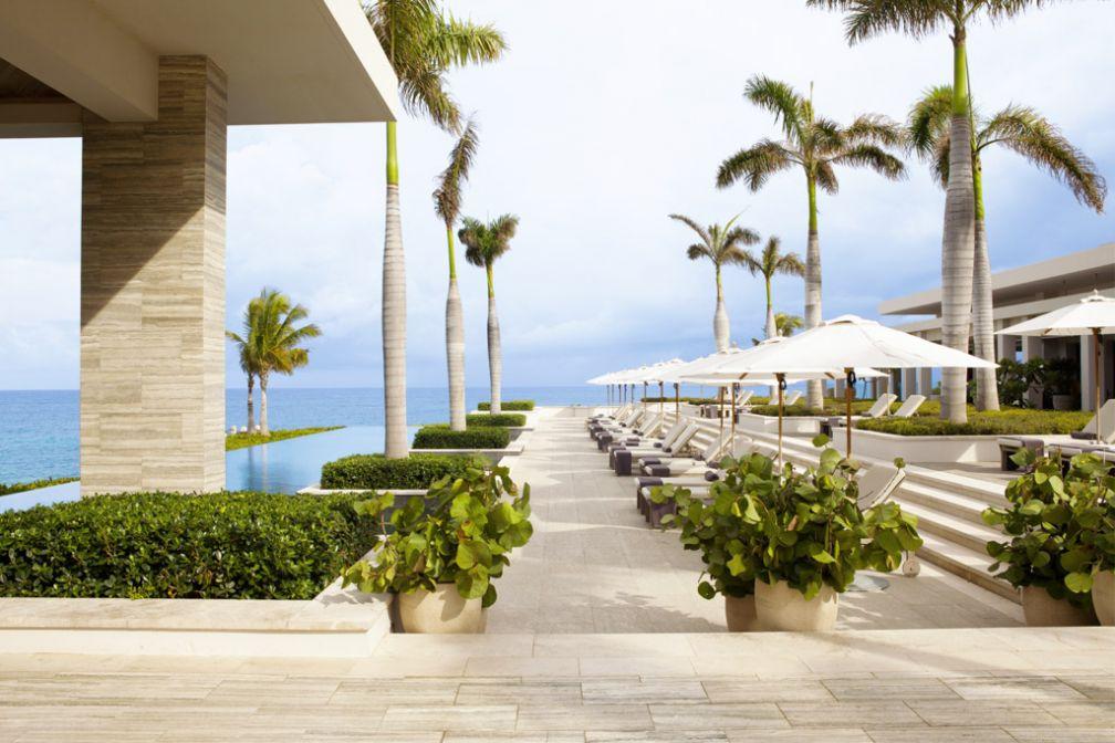 Le tout nouveau Four Seasons Anguilla renforce la présence du groupe canadien dans les Caraïbes © Four Seasons Hotels & Resorts