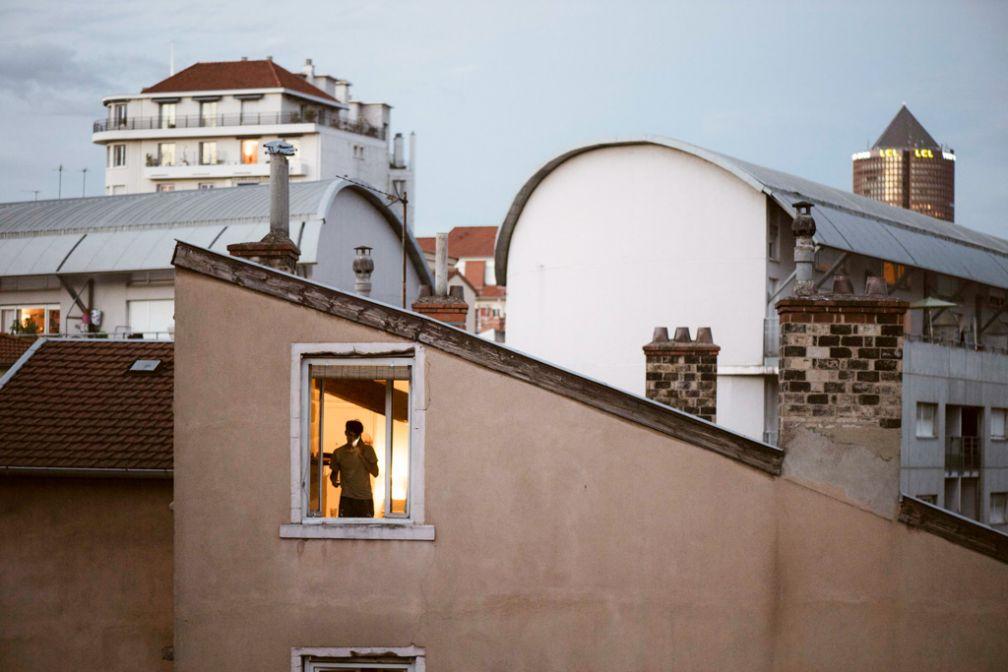 Bienvenue au ho36, la nouvelle adresse la plus cool de Lyon, dans le quartier la Guillotière © JBG
