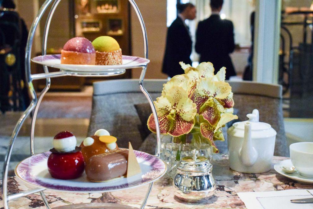 Le tea time est le nouveau rendez-vous incontournable des après-midis du Crillon © YONDER.fr