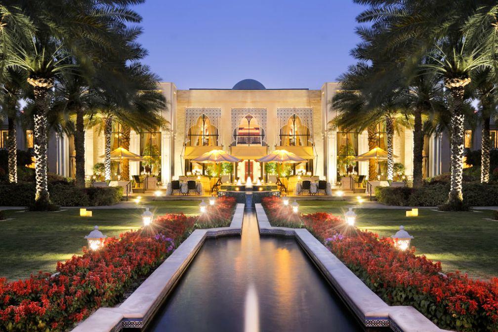 Bienvenue au One&Only Royal Mirage, l'un des plus beaux resorts du Moyen-Orient © One&Only