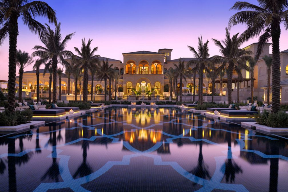 Le One&Only The Palm est le plus beau resort de Dubaï © One&Only Resorts