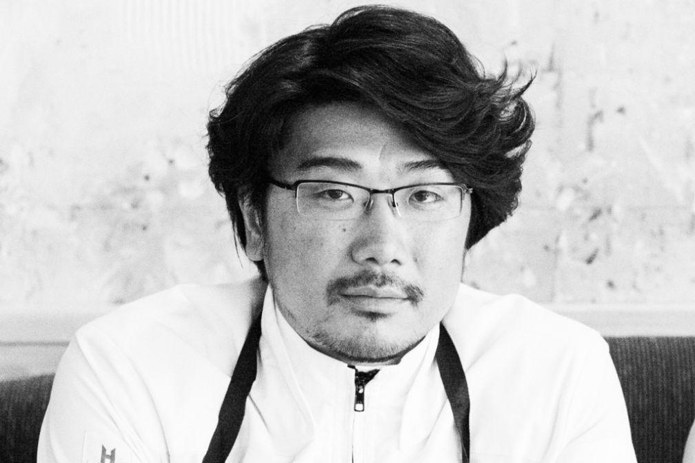 Portrait du chef Ryuji Teshima © Pages