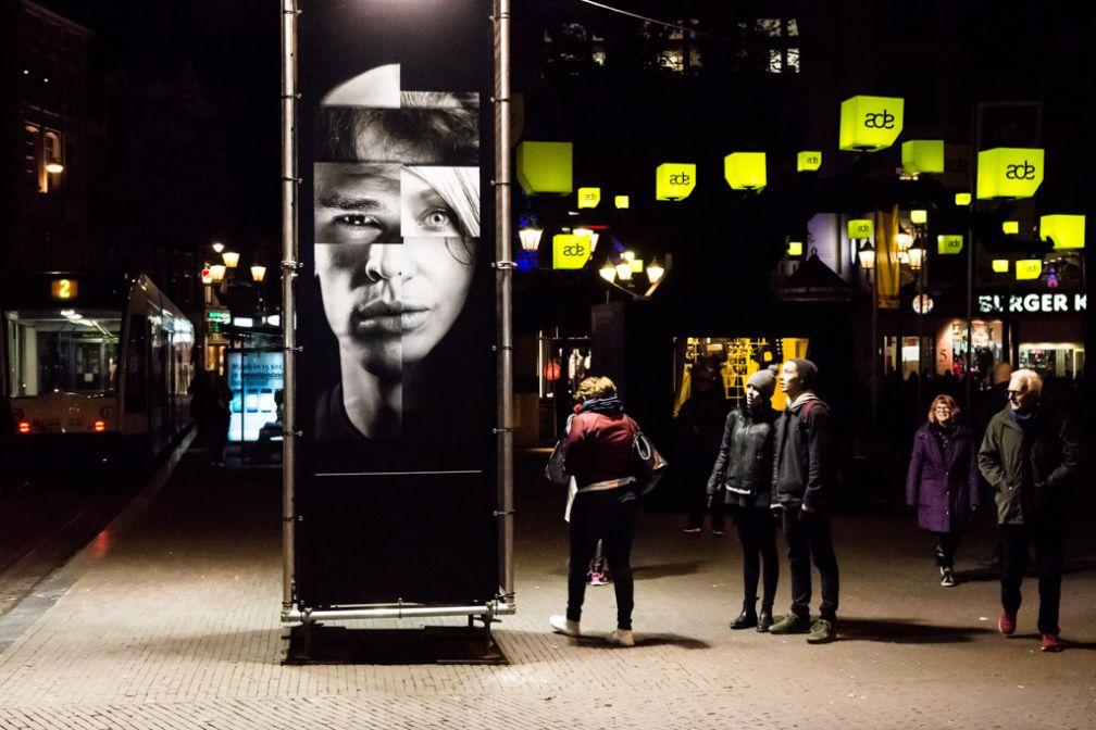 Bienvenue à Amsterdam Dance Event, l'un des plus importants rassemblements consacrés aux musiques électroniques dans le monde © Henri Blommers / ADE
