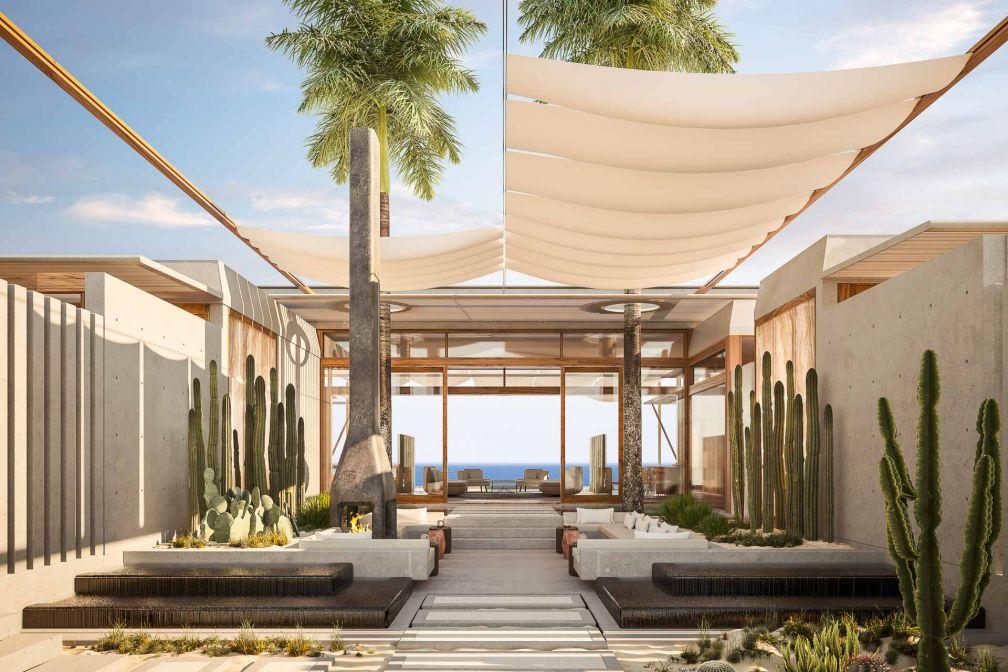 L'ouverture de l'Amanvari sera la première d'Aman à ouvrir ses portes au Mexique en 2020 © Aman