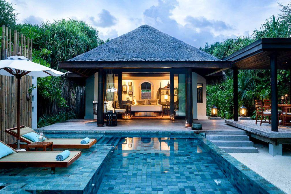 Anantara Kihavah Maldives Villas - Beach Pool Villa © DR