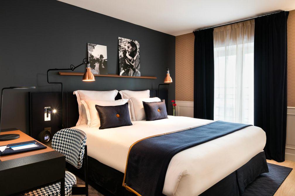 Chambre Classique © Hôtel Square Louvois