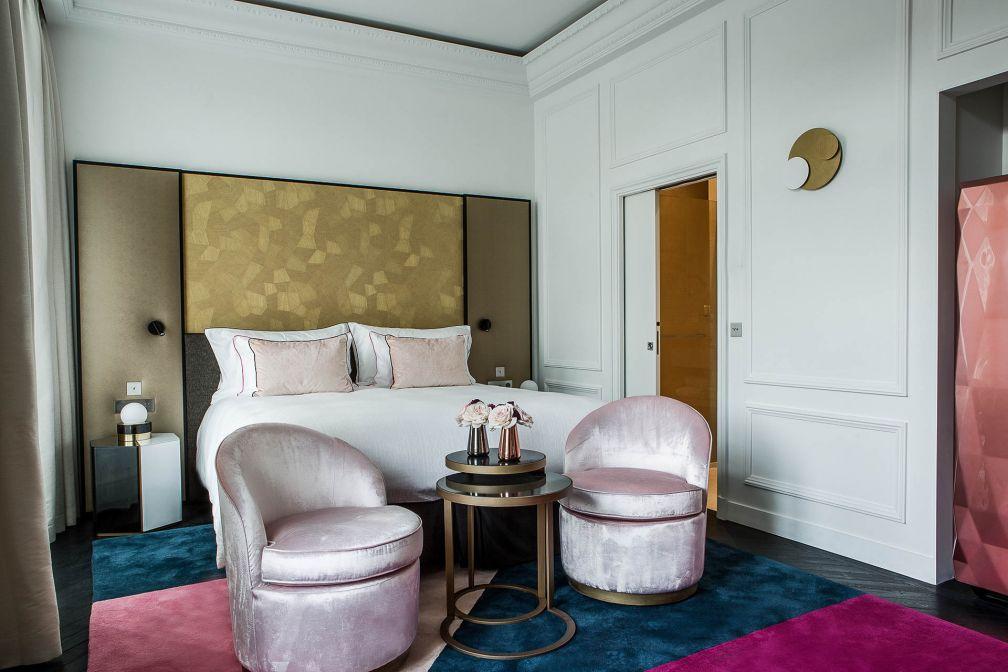 LHotel Fauchon 5 Etoiles Gourmet Ouvre Ses Portes Place De La