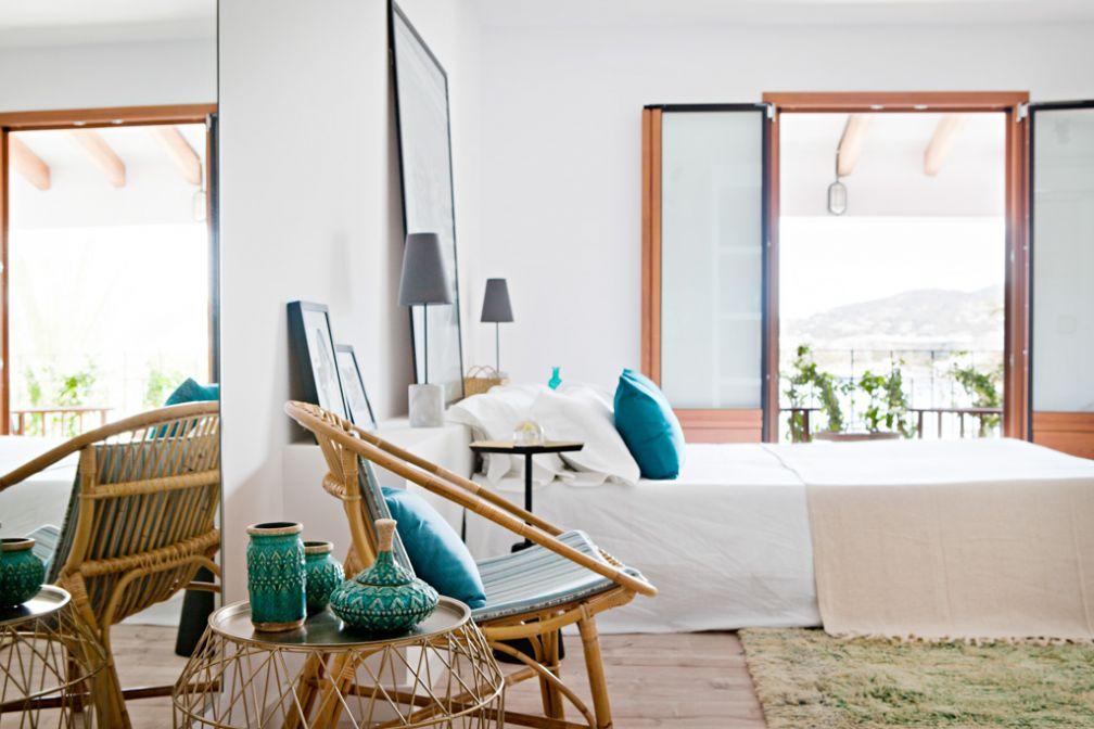 Les appartements des 105 Suites offrent un vaste espace pour séjourner, particulièrement en comparaison avec les standards de la ville © Yann Deret