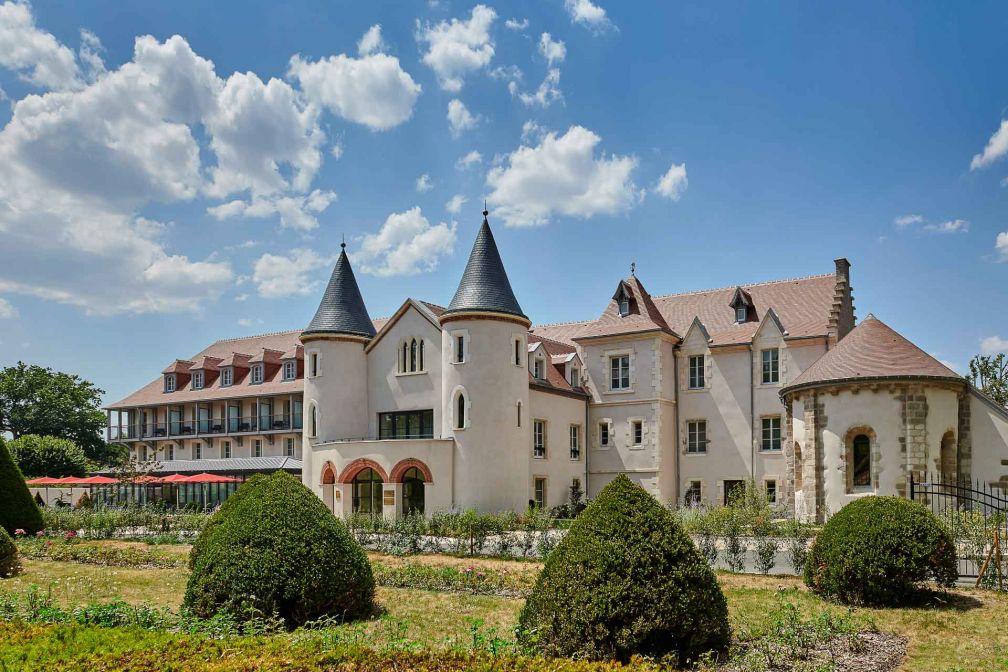 Château Saint-Jean Hôtel & Spa - Extérieur du château © DR