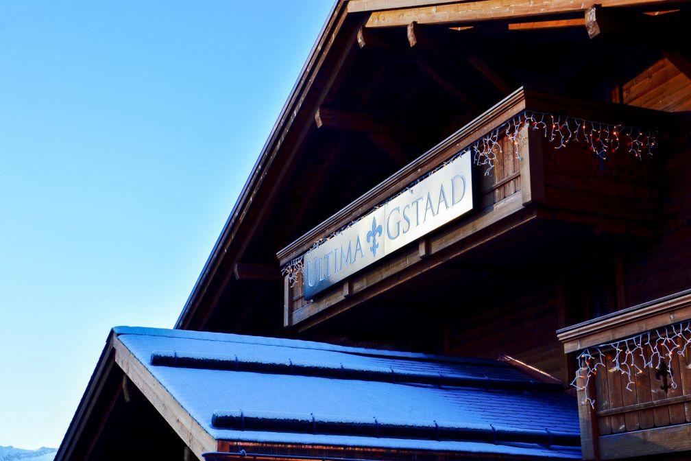 Bienvenue à l'Ultima Gstaad © YONDER.fr