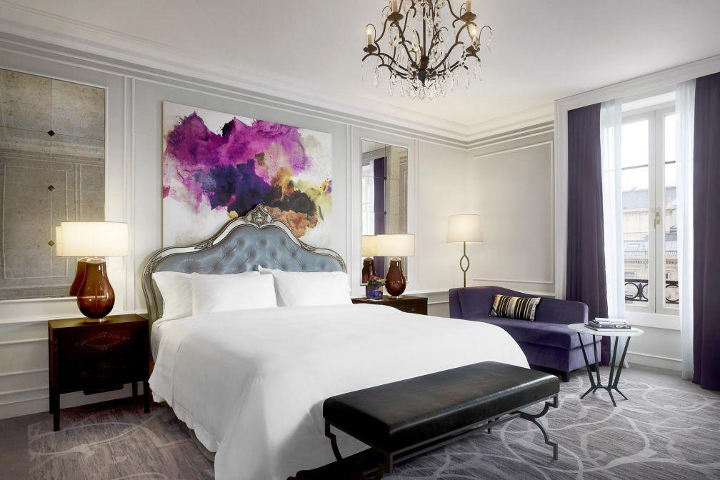 Chambre Deluxe © Hotel Maria Cristina