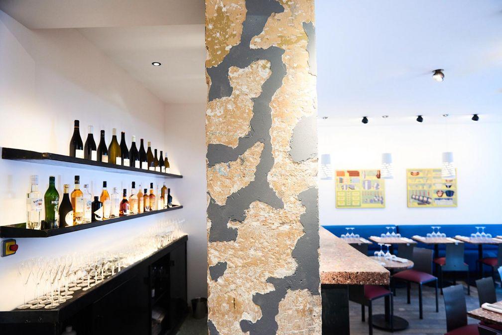 Kitchen Ter(re) est la troisième adresse Rive Gauche de William Ledeuil et de sa bande © Louis Laurent Grandadam