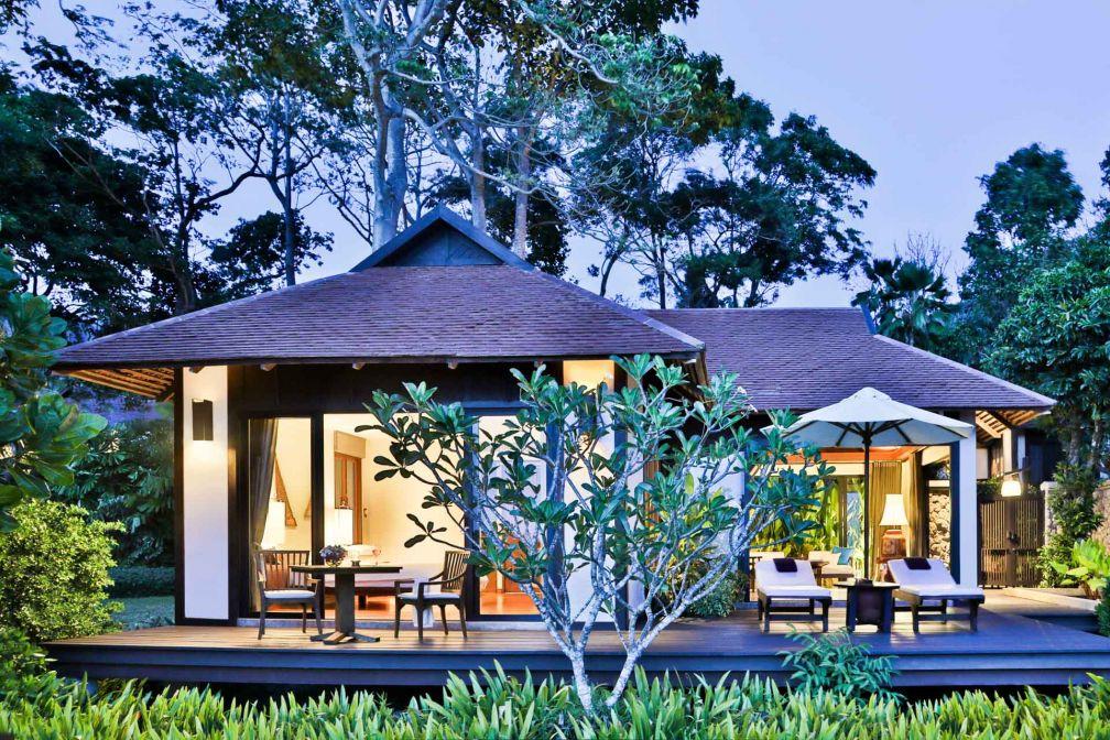 L'une des suites du Pimalai © Pimalai Resort & Spa