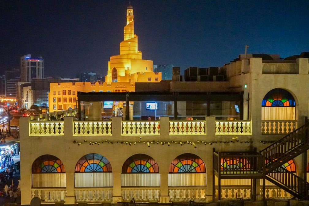 Le Souq Waqif est l'un des lieux incontournables de toute visite à Doha © YONDER.fr