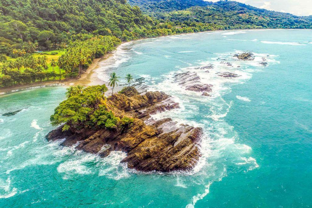 Le Parc national Marin Ballena se situe dans la Province de Puntarenas, sur la côte pacifique du Costa Rica © DR