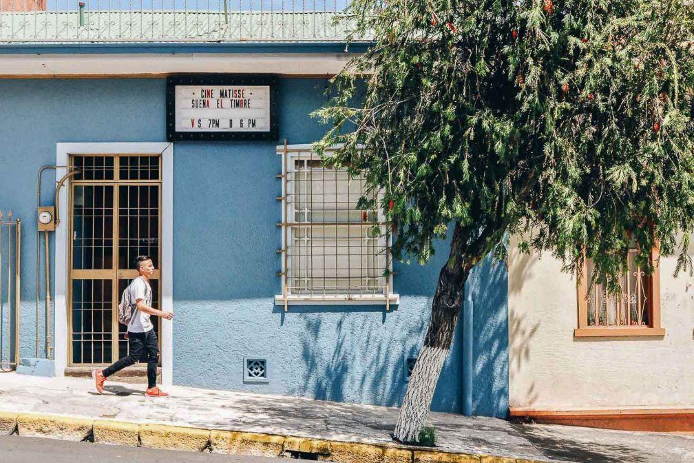 Se balader dans le quartier colonial de Barrio Amòn est un incontournable de toute visite de San José © Constance Lugger