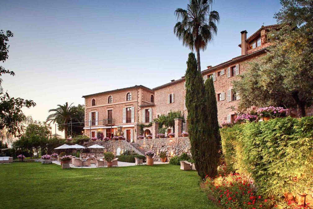 Avec son vaste jardin, La Residencia est l'un des hôtels les plus exclusifs de l'île © Belmond