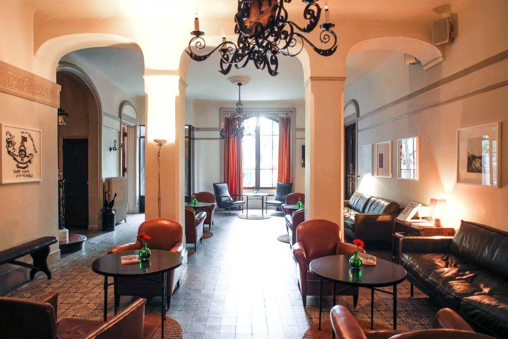 Le Grand Hôtel Nord-Pinus est l'une institutions de la ville © Joana Luz