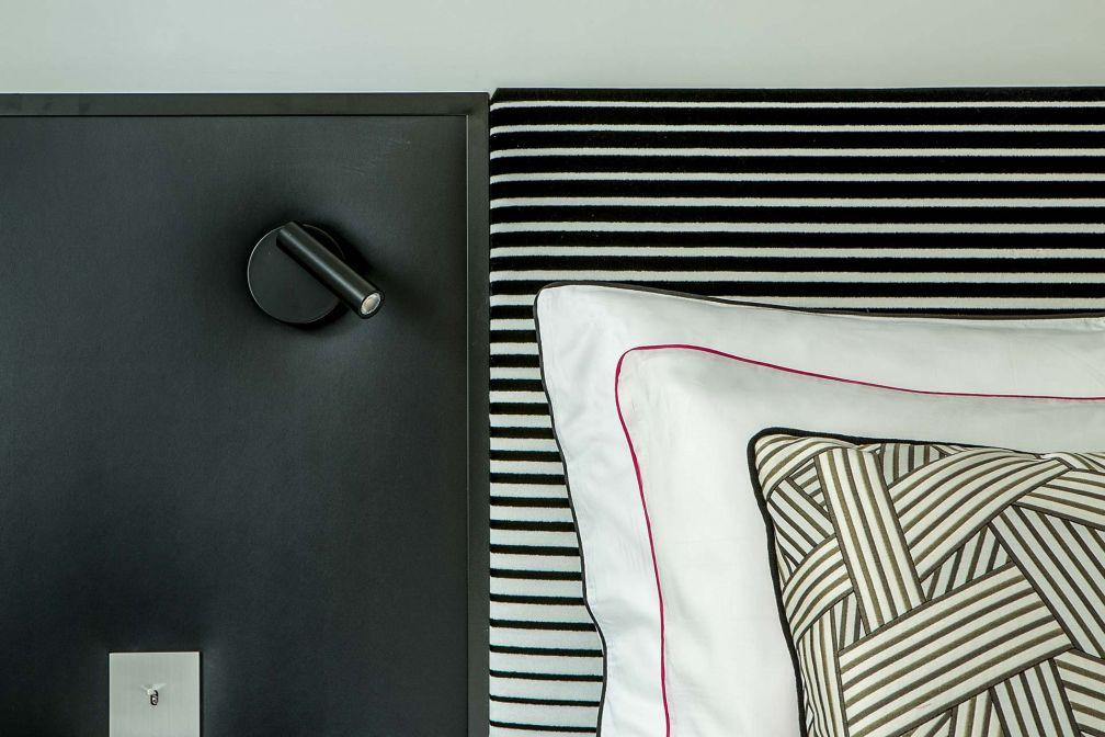 Détail de décoration dans une chambre © DR