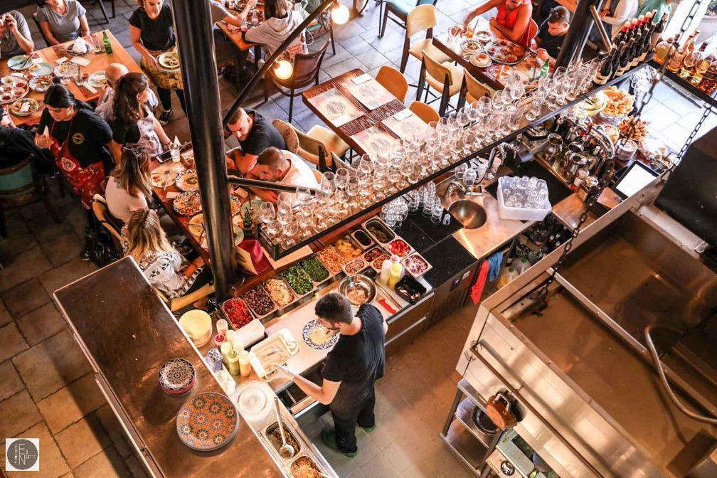 Open Restaurants Jerusalem - Hamotzi © Eti Namir